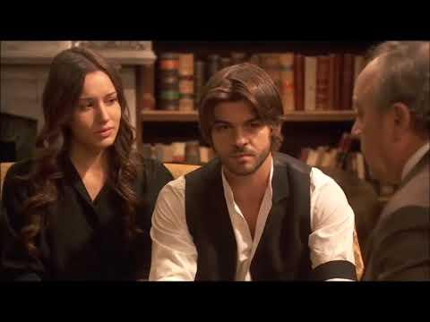 Gonzalo dice ad Aurora che Conrado è passato al Jaral