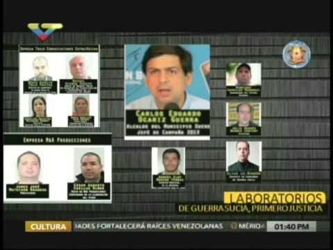 Director del SEBIN: Carlos Ocariz investigado por incitar a rebelión militar
