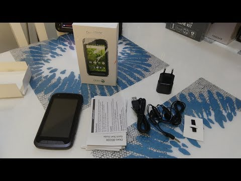 Doro 8020X Unboxing and Test
