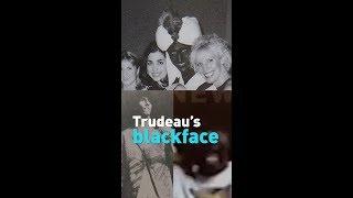 Trudeau's blackface