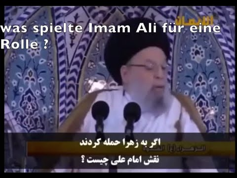 Hussein Fadlallah Feind von Zahra (sa)