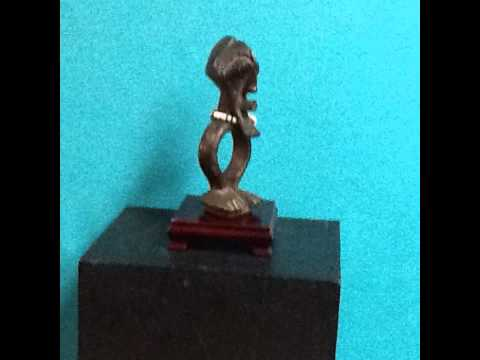Lavan Galleries African Masterpieces Songye Fetish Figure
