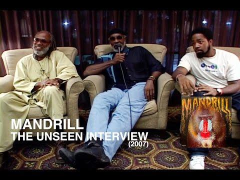 Mandrill  The Unseen  2007