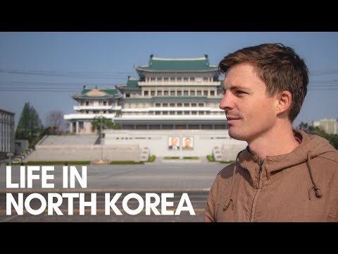 Arriving to Pyongyang - First Impressions of North Korea