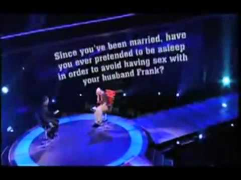 Girl Ruins Her Marriage On Game Show