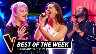Download The best performances this week on The Voice | HIGHLIGHTS | 26-02-2021