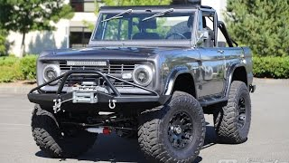 Mainly Muscle Cars Test Drive - 1968 Ford Bronco