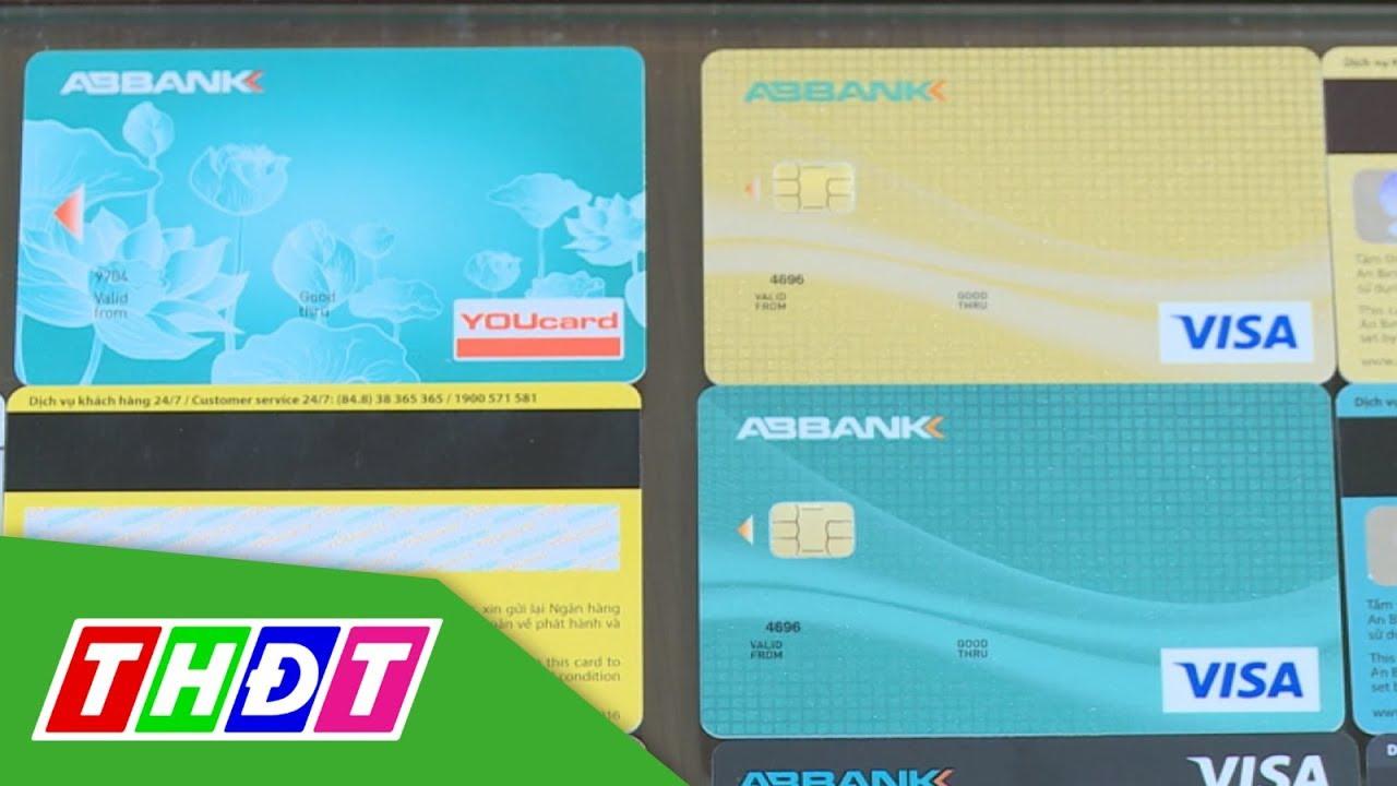 Thanh toán qua thẻ VISA tăng 45%   THDT