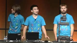 Google I/O 2012 - Making Android Apps Accessible thumbnail