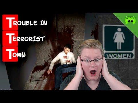 SPANNER AUF DAMENKLO 🎮 Trouble in Terrorist Town #273