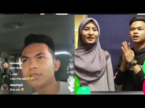 Sweet Tajul Lupa Lirik Lagu Ketika Di Tanya Soalan Oleh Peminat Tentang 'Melamar Cinta' Wany Hasrita