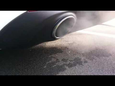 Sonorité échappement Alfa Romeo Giulia essence 2.0 L turbo 200 ch