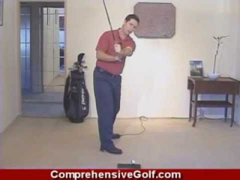 Golf swing tips. Downswing. How to golf video tips 5