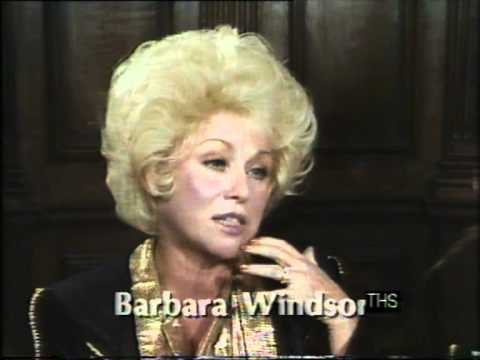 Barbara Windsor - Movies from the mansion - Thames Television