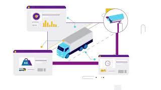 كيفية عمل نظام تتبع الشاحنات (فيديو)كيفية عمل نظام تتبع الشاحنات (فيديو)