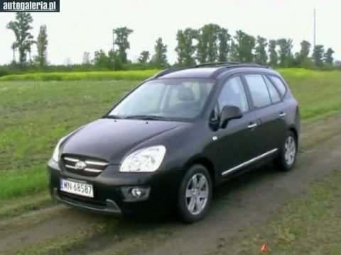 Kia Carens 2 0 Crdi Freedom Rodzina W Natarciu Youtube