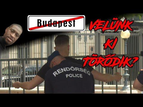 BLM Budapesten: Tordai, antifa, rasszizmus a köbön
