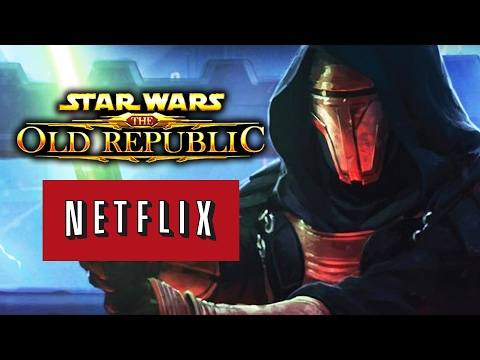 Star Wars Knights of the Old Republic NETFLIX TV SERIES Movement Gains Momentum!