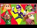 El PEOR PERSONAJE de CADA SAGA de Nintendo