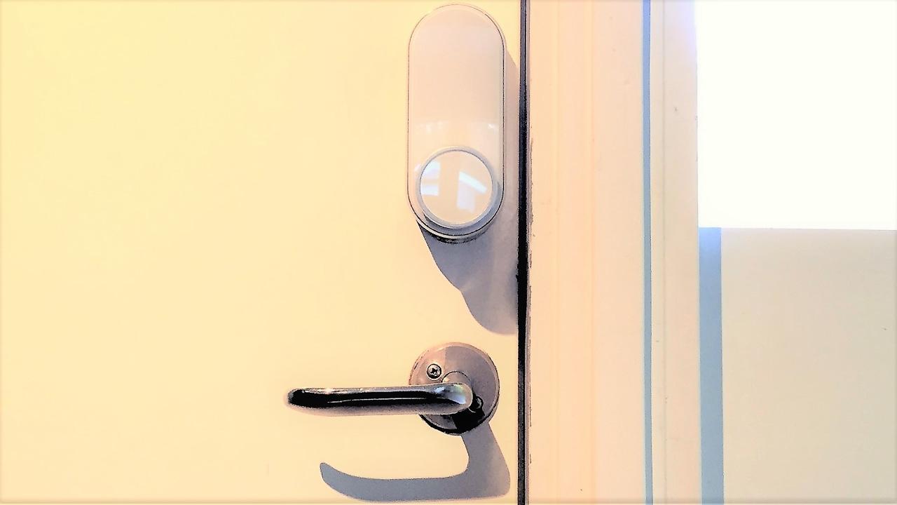 test glue lock 2 0 bluetooth u0026 remote lockunlock with wifihub - Wifi Deadbolt