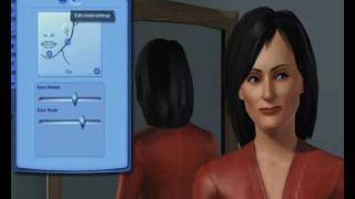 Courtney Cox - The Sims 3 - marcusgarlick
