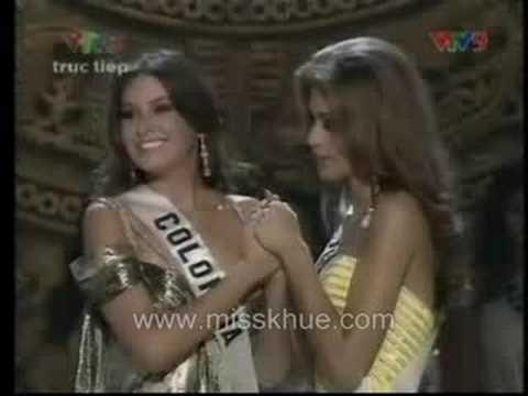 Miss Universe 2008 winners, Miss Venezuela-Dayana Mendoza