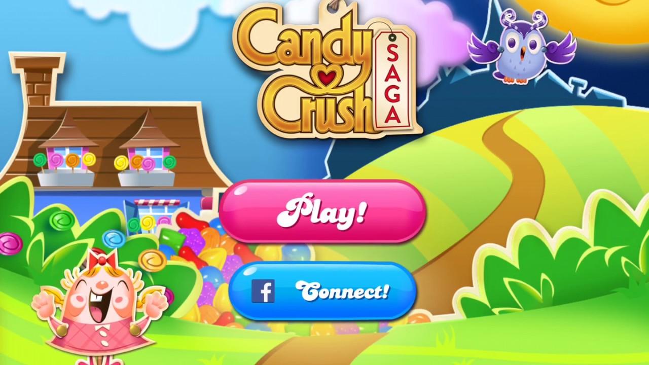 Play Candy Crush Saga