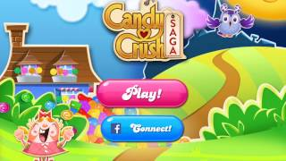 Let's Play - Candy Crush Saga iOS (Level 1-14)