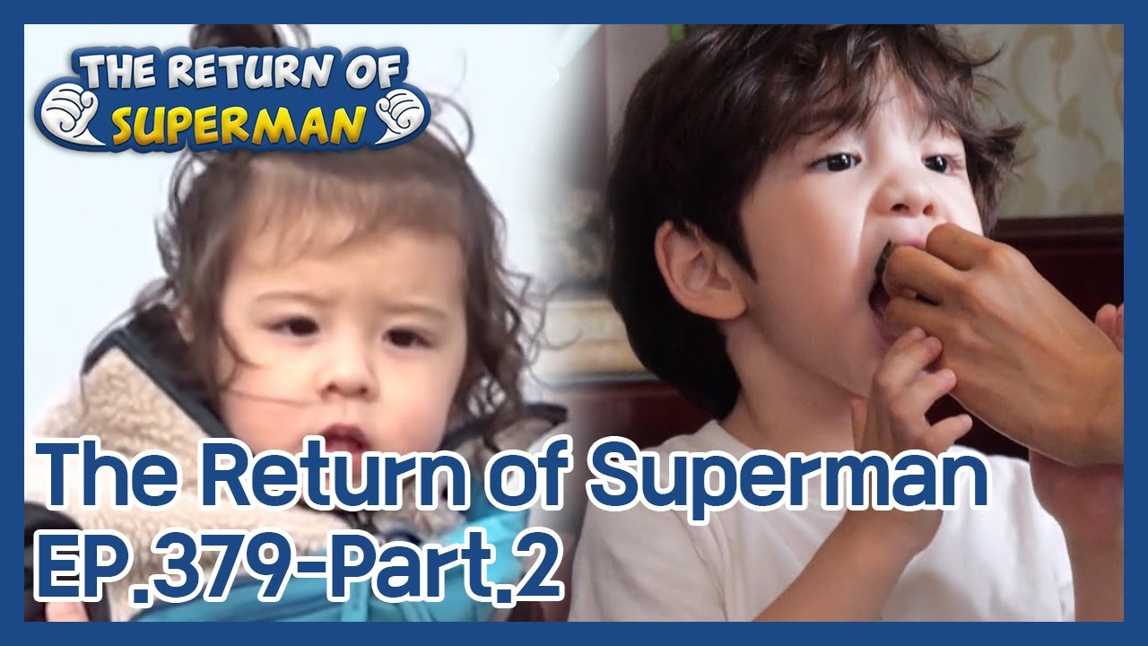 The Return of Superman EP.379-Part.2 | KBS WORLD TV 210502