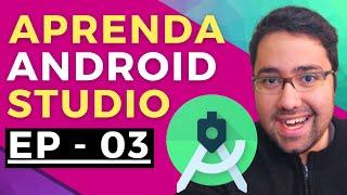 ANDROID STUDIO 3.5 - CRIANDO NOSSO PRIMEIRO EMULADOR.