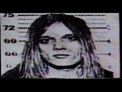 Hard Rockers Found Guilty 1991 - Tommy Lee - Sebastian Bach - Flea & Chad Smith