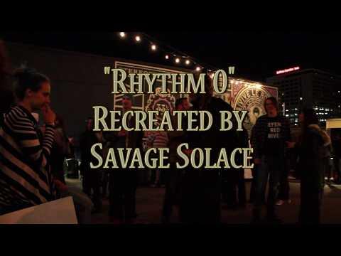 Rhythm 0 by Savage Solace