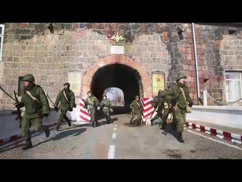 Перенджиев:  пусть армяне не мечтают – 102 - ая база в Гюмри не поможет