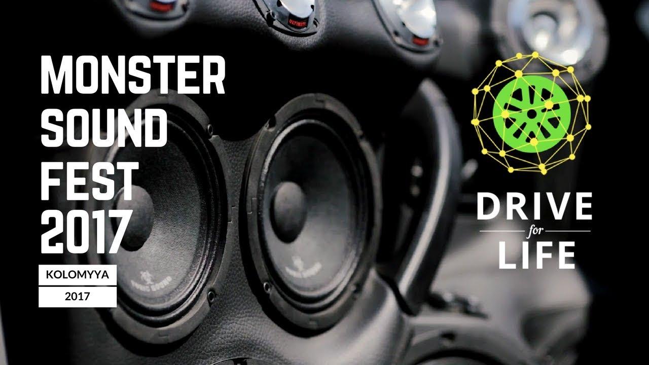 Download AVTOZVUK – Monster Sound Fest & Drive For Life Fest 2017