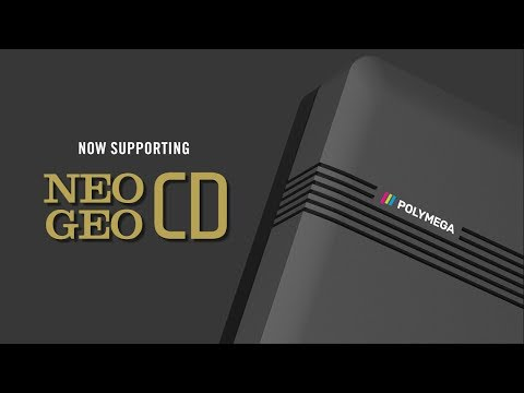 E3 2017 - POLYMEGA Presents - A New, Improved Neo Geo CD Experience