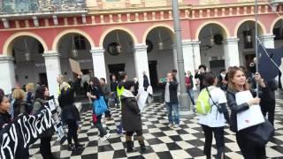 Manif contre l'ivoire Nice 3/10/2015 Video