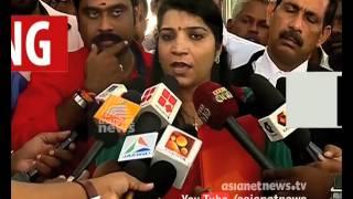 Saritha S Nair responses on Media - Solar Scam