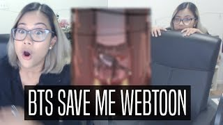 BTS | SAVE ME WEBTOON REACTION | STORYLINE REVEALED (Prologue - EP 2)