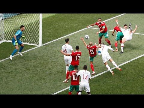 Russia2018: Portugal vence Marrocos