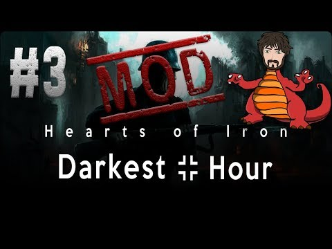 Hearts of Iron 4: Darkest Hour Mod - Germany | #3