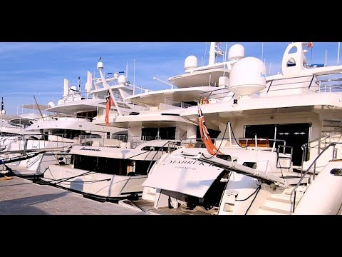SUPERYACHT SPOTTING IN CANNES