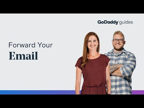 How To Forward Your GoDaddy Email