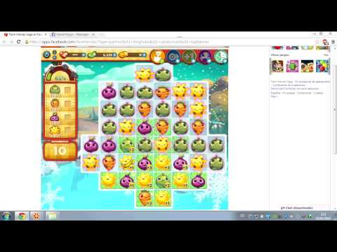 Farm Heroes Saga level 81 Videos De Viajes