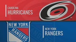 Каролина- Нью-Йорк Рейнджерс | НХЛ обзор матчей 27.11.2019 | Carolina Hurricanes vs New York Rangers