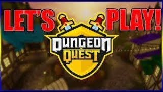 Live-Stream Roblox Dungeon Quest, Warte-Update kommen #2 , Road to 500 Subs