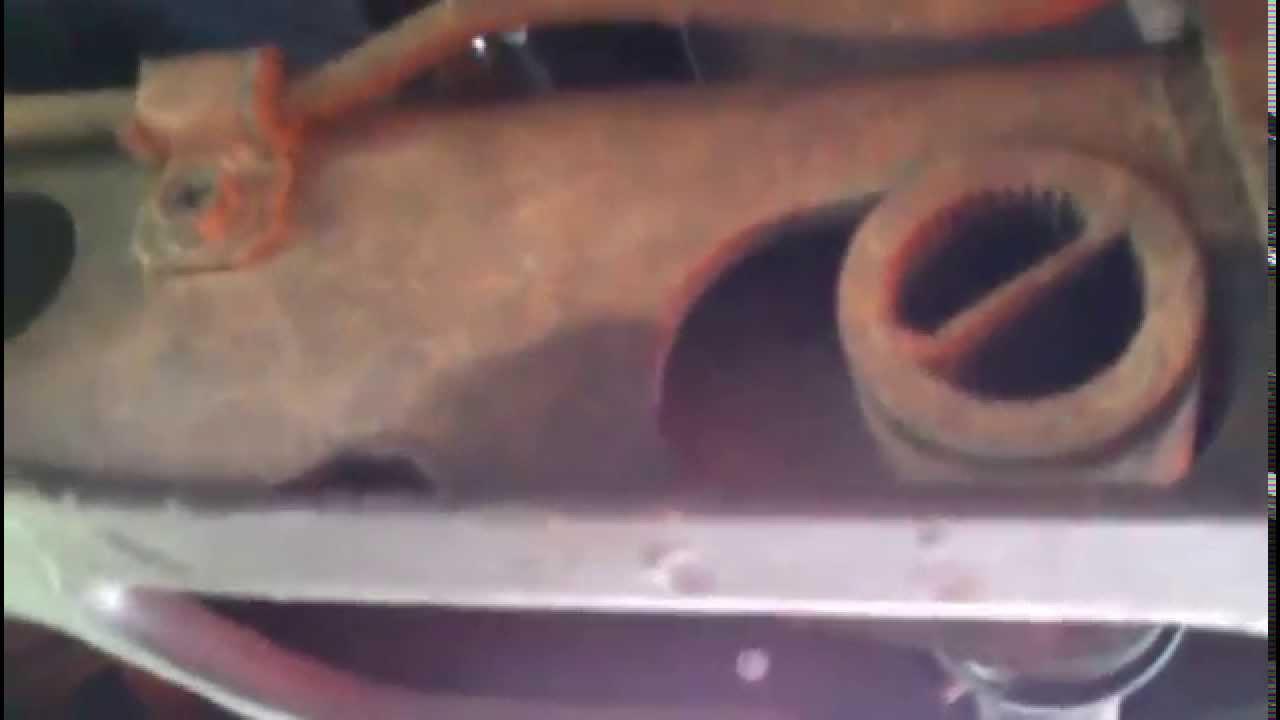 1995 Nissan Pathfinder Torsion Bar Ajustment