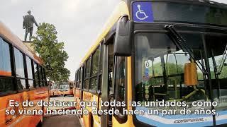 20 Nuevas unidades de transporte para la Ciudad de Córdoba