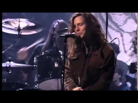 Pearl Jam -  Black - Unplugged 1992 - Lyrics