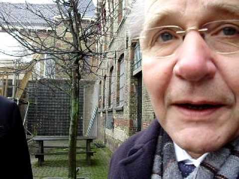 Minister Piet Hein Donner over koeien en energie