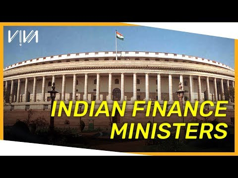 Top 10 Indian Finance Ministers